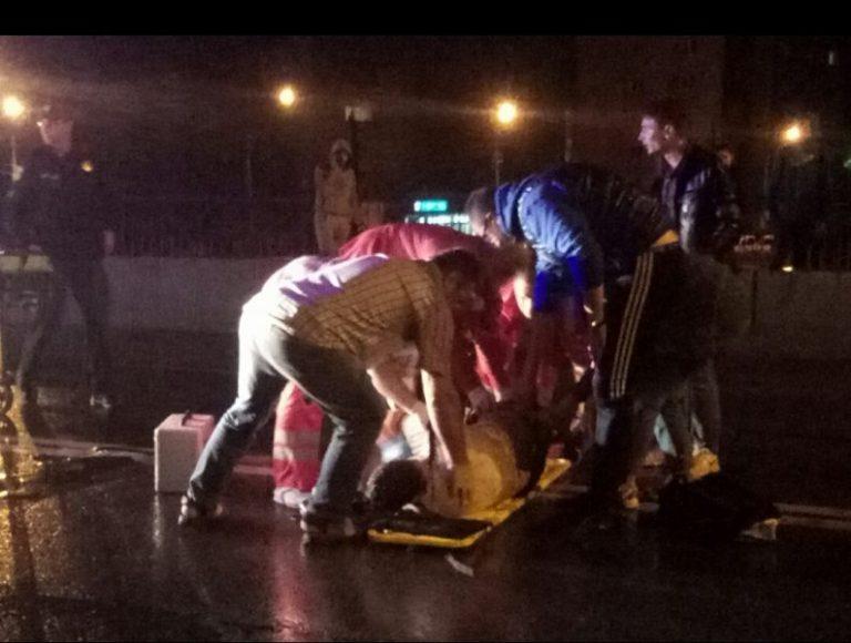 На Франківщині авто збило велосипедиста, водій втік. ФОТО
