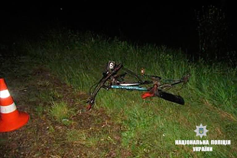 На Коломийщині під колесами автомобіля загинув 44-річний велосипедист. ФОТО