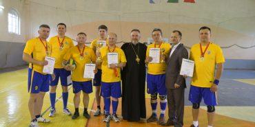 У Коломиї відбувся турнір з волейболу пам'яті владики Миколая Сімкайла