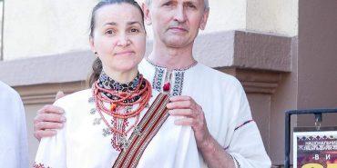 Танець – як різьба, різьба – як танець.  Подружжя Роман та Мирослава Воротняки примножують славу Коломиї