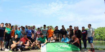 Пробігти 5 км і стати кращим, ніж вчора. У Коломиї щосуботи скликають на традиційні забіги