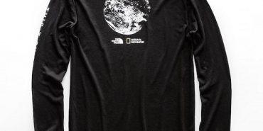 National Geographic випустила футболки з переробленого пластику
