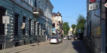Сьогодні у Коломиї перекриють рух по вулиці Валовій