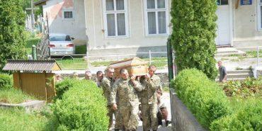 На Косівщині попрощалися із загиблим бійцем 10 бригади