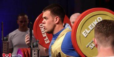 18-річний коломиянин Ігор Оробець привіз чотири нагороди з чемпіонату світу у Канаді