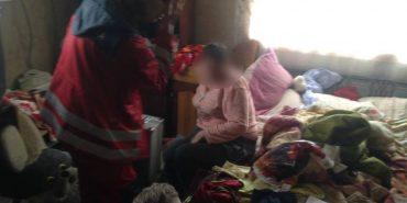 На Прикарпатті в матері забрали двох дітей через недогляд. ФОТО