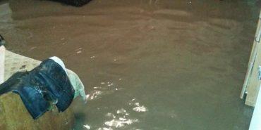 Городенківщина оговтується від вчорашньої зливи! Підтопило навіть домівки. ФОТО