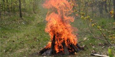 Енергетики попереджають – не нехтуйте пожежною безпекою поблизу ліній електропередач