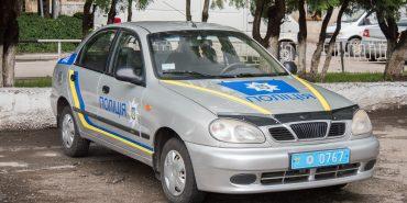 Коломийська поліція отримала новий автомобіль за сприяння Андрія Іванчука. ФОТО