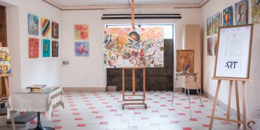 """Коломия – духовна мистецька республіка. В """"Світовиді"""" проходить міжнародне бієнале """"Коломия ART"""". ФОТО"""