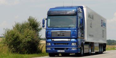 На Прикарпатті оштрафували більше сотні вантажівок за перевантаж