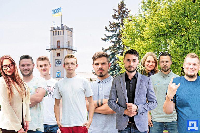 Молода сила рідного міста: 9 історій активістів, які роблять Коломию кращою