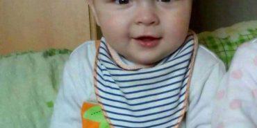 Маленькому Сашкові з Прикарпаття потрібна допомога. РЕКВІЗИТИ