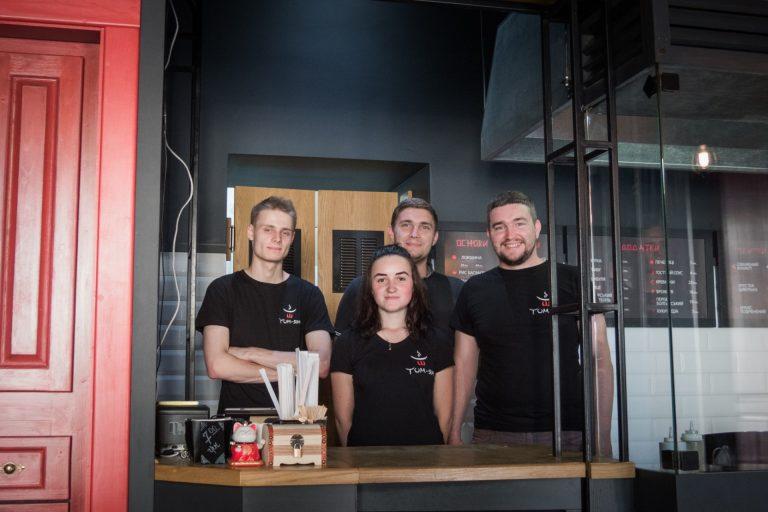 Мистецтво 5 смаків: у Коломиї працює перший заклад паназійської кухні. ФОТО
