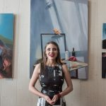 Відкриття виставки Юлії Цапурак (22)