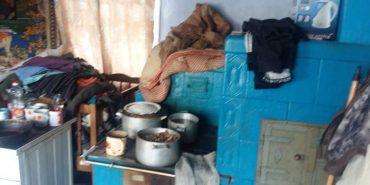 36-річна прикарпатка заплатить штраф за виховання дітей в антисанітарії. ФОТО