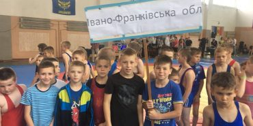 Юні борці з Коломиї вибороли призові місця на всеукраїнському турнірі. ФОТО