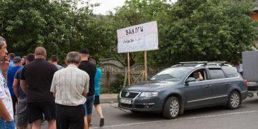 Голова ОДА пообіцяв до завтра виділити 20 млн грн на ремонт дороги у Делятині