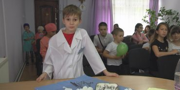 У Коломийській дитячій лікарні відбувся день відчинених дверей. ВІДЕО