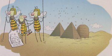 Карикатуристи з майже 50 країн світу взяли участь у конкурсі, який відбувся на Франківщині. ФОТО