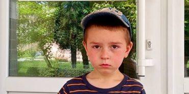 4-річного хлопчика, який загубився у Коломиї, забрала мама