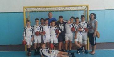 Гандболісти з Коломиї взяли участь у міжнародному турнірі. ФОТО