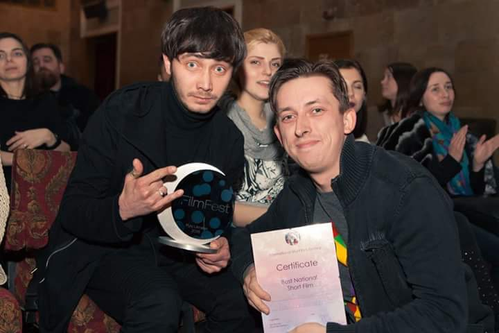 Коломиянин Роман Копейко – художник-постановник кінематографу і власного життя. ФОТО