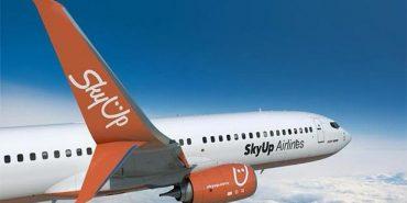 Стало відомо, за якими маршрутами літатиме український лоукостер SkyUp
