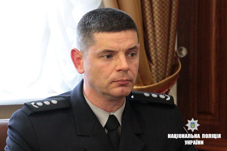 Новопризначений начальник прикарпатської поліції сьогодні приймає громадян у Коломиї