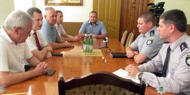 Очільник поліції Прикарпаття приймав громадян у Коломиї. ФОТО