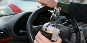 За минулу добу на Франківщині спіймали 10 п'яних водіїв