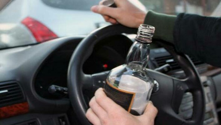 Лише за минулу добу на Прикарпатті спіймали 14 нетверезих водіїв