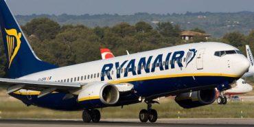 Ryanair запускає новий рейс з України