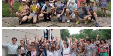 У червні при школах Коломиї діють літні мовні табори. ФОТО