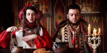 Що одягали і що їли у спеку давні українці