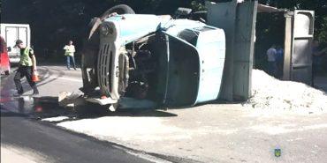 У поліції розповіли подробиці смертельної аварії на Прикарпатті. ФОТО