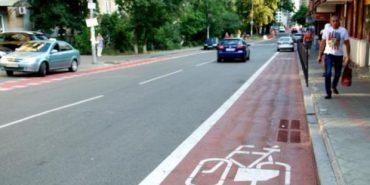На дорогах України з'являться велодоріжки