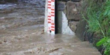 Мешканців Прикарпаття попереджають про суттєвий підйом рівнів води у річках