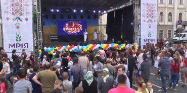 """Гала-концерт фестивалю """"Зорепад"""" у Коломиї: як це було. ВІДЕО"""
