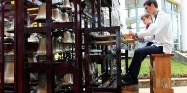 """""""Дзвони Ясної гори єднають усіх"""": на Прикарпатті пройшов Міжнародний фестиваль карильйонного та дзвонового мистецтва"""