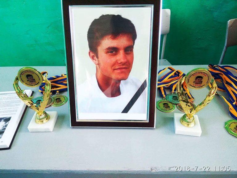 На Прикарпатті відбулись змагання пам'яті воїна АТО. ФОТО