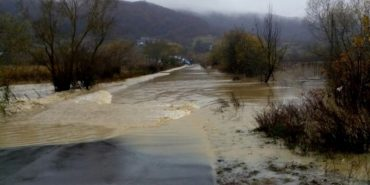 Прикарпатців попереджають про ймовірні паводки