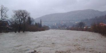 Через підтоплення на Долинщині евакуювали людей та худобу