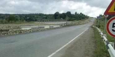 На Прикарпатті добудують два нових мости