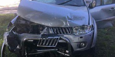 ДТП на Прикарпатті: зіткнулися три автівки, є потерпілі. ФОТО