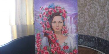 У Коломиї презентували виставку живопису Уляни Прокопів. ФОТО