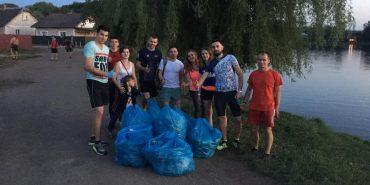 Біжимо і збираємо сміття: коломиян запрошують сьогодні на плогінг