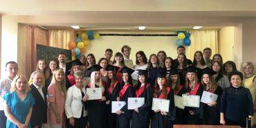 Вперше в Прикарпатському університеті отримали дипломи 35 журналістів. ФОТО
