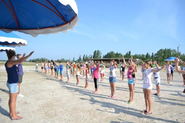 На Чорному морі оздоровляться діти учасників АТО з Прикарпаття