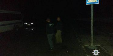 На Снятинщині водій збив трьох учасників протесту. ФОТО